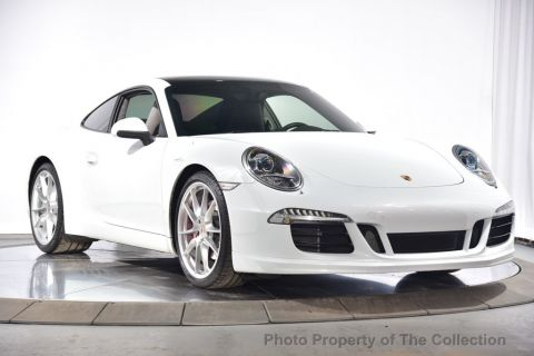 Pre-Owned 2015 Porsche 911 2dr Coupe Carrera S
