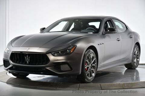 New 2020 Maserati Ghibli S GranSport 3.0L